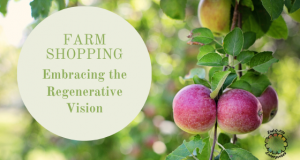 Farm Shopping: Embracing the Regenerative Vision